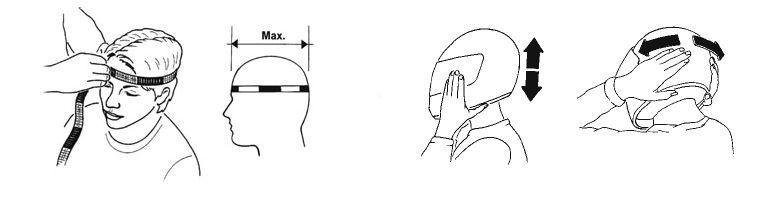 e45ce677b Ako si vybrať správnu veľkosť prilby?