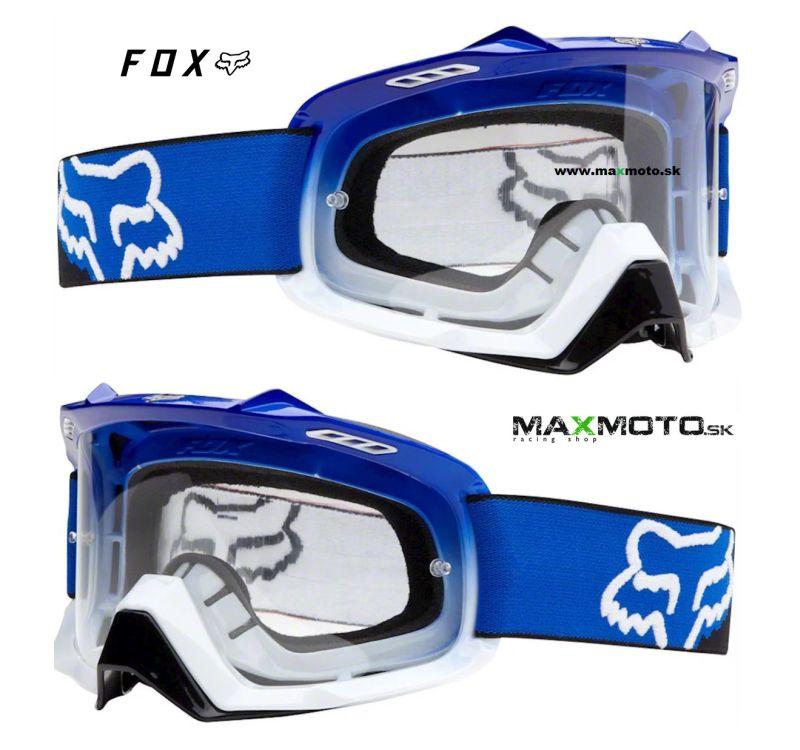 47ef9c395 OKULIARE FOX : Okuliare FOX Airspc Day Glow modré