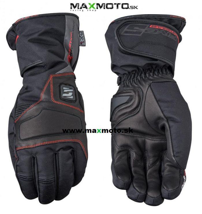 3b49d9261b RUKAVICE   Vyhrievané rukavice FIVE HG3 WP čierne